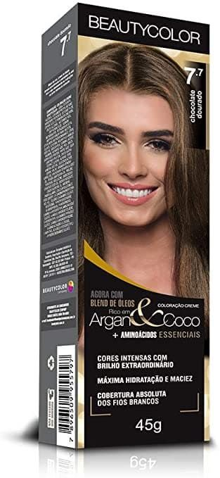 BEAUTYCOLOR Coloração Permanente Mini 7.7 Chocolate Dourado