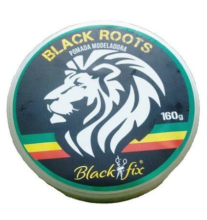 BLACK FIX Pomada Modeladora Black Roots 160g