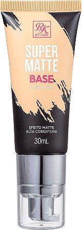 RK by KISS Base Líquida Super Matte Bege 35ml