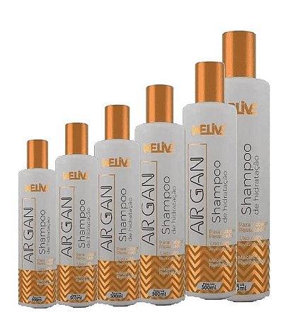 MELIVE Argan Kit Shampoo 300ml 12un