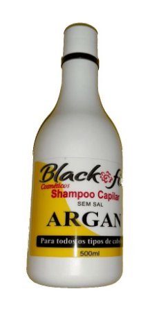 BLACK FIX Argan Shampoo 500ml