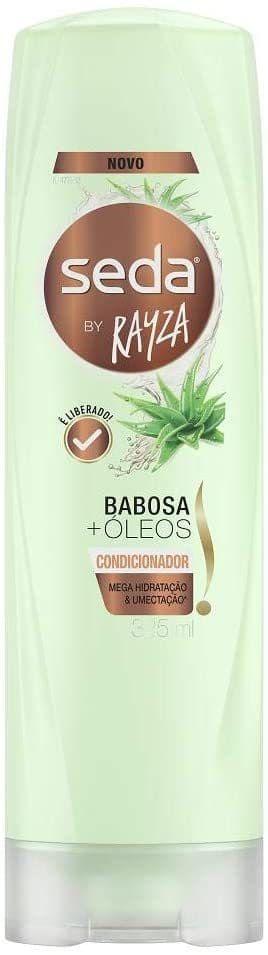 SEDA Babosa+Óleos by Rayza Condicionador 325ml