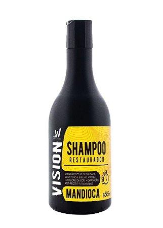 VISION Mandioca Shampoo Restaurador 500ml