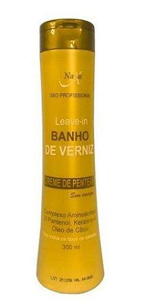 NAXOS Banho de Verniz Leave-in 300ml
