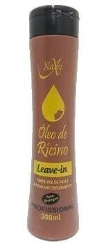 NAXOS Óleo de Rícino Leave-in 300ml