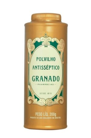 GRANADO Polvilho Antisséptico 200g