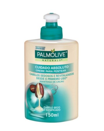 PALMOLIVE Naturals Cuidado Absoluto Creme para Pentear 150ml