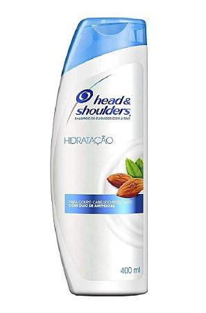HEAD & SHOULDERS Shampoo Anticaspa Hidratação 200ml