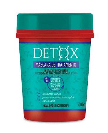 MURIEL Studio Hair Detox Máscara de Tratamento 500g