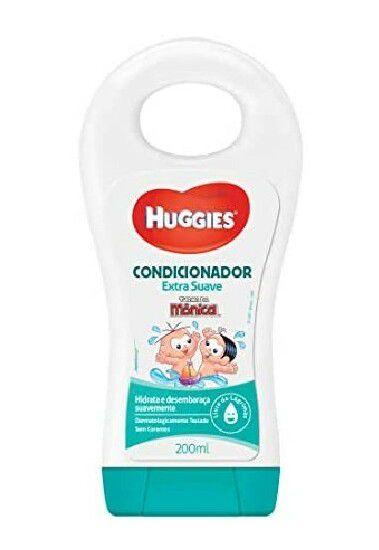 HUGGIES Turma da Mônica Condicionador Extra Suave 200ml (vencimento 11/21)