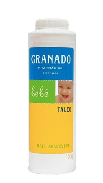 GRANADO Bebê Talco 100g