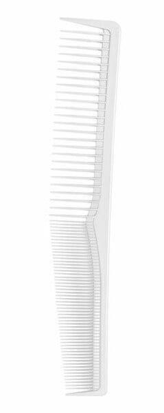 SANTA CLARA Pente Profissional Comare Color Wind 180° (suporta 180°C) Branco (4948)