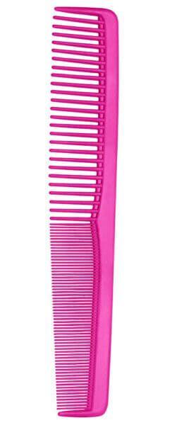 SANTA CLARA Pente Profissional Comare Color Wind 180° (suporta 180°C) Pequeno Pink (4953)