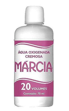 MÁRCIA Água Oxigenada Cremosa 20 Volumes 70ml