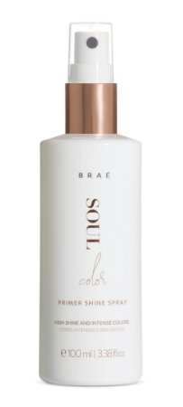 BRAÉ Soul Color Primer Shine Spray 100ml