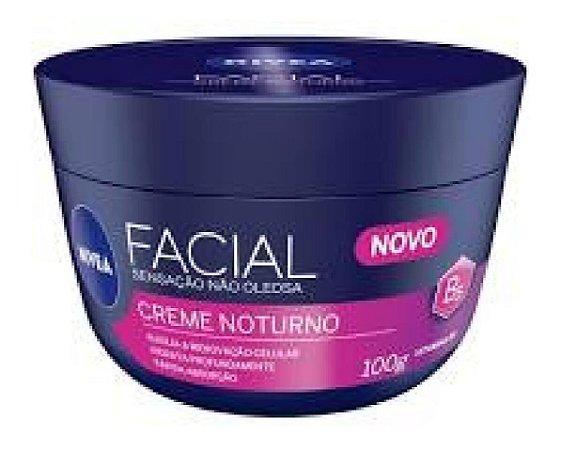 NIVEA Creme Facial Noturno 100g