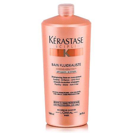 Kérastase Discipline Fluidealiste Bain Shampoo 1l