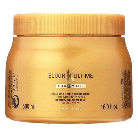 Kérastase Elixir Ultime Oléo-Complexe Masque Máscara - 500ml