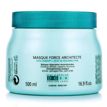 Kérastase Résistance Force Architecte Masque Máscara 500g