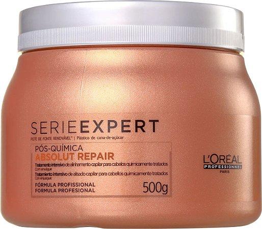 L'Oréal Professionnel Expert Absolut Repair Pós-Química Máscara 500g