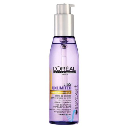 L'Oréal Professionnel Expert Liss Unlimited Evening Primrose Oil Potencializador de Brilho - 125ml