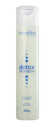 ACQUAFLORA Detox Shampoo 300ml