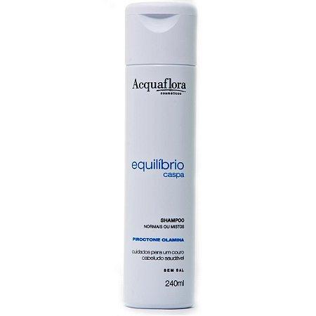 Acquaflora Equilíbrio Caspa Normais a Mistos Shampoo - 240ml