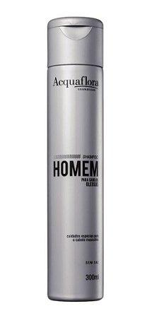 ACQUAFLORA Homem Shampoo para Cabelos Oleosos 300ml