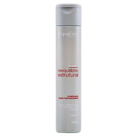 ACQUAFLORA Reequilíbrio Estrutural Shampoo 300ml