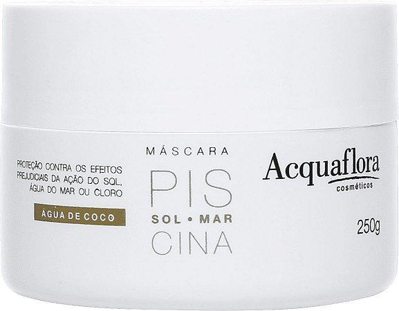 ACQUAFLORA Sol Mar Piscina Máscara Capilar 250g