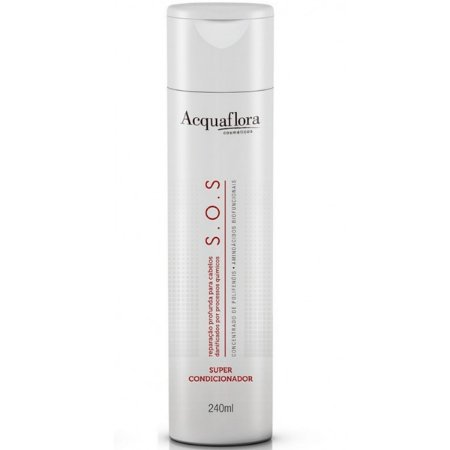 ACQUAFLORA SOS Condicionador Super 240ml