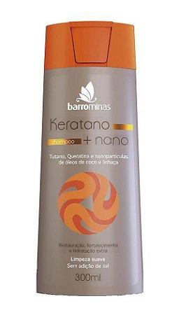BARROMINAS Keratano + Nano Shampoo 300ml