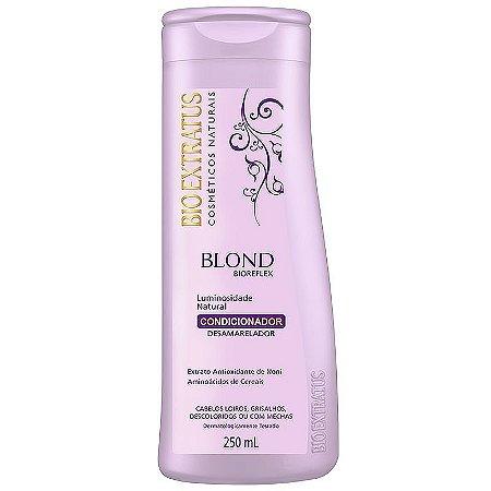 Bio Extratus Blond Bioreflex Condicionador Desamarelador 250ml