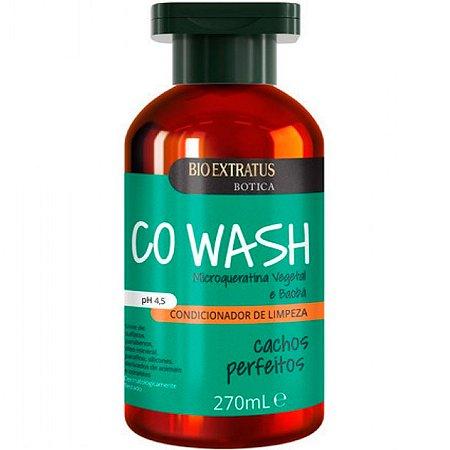 Bio Extratus Botica Cachos Perfeitos Co Wash Condicionador para Cabelos Cacheados 270ml