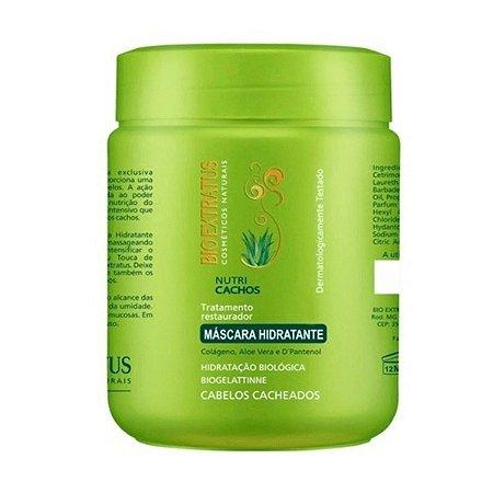 BIO EXTRATUS Nutri Cachos Máscara Capilar Hidratante 500g