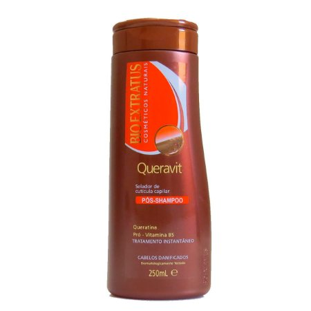 BIO EXTRATUS Queravit Pós Shampoo Selador de Cutícula 250ml