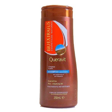BIO EXTRATUS Queravit Shampoo Hidratante - 250ml
