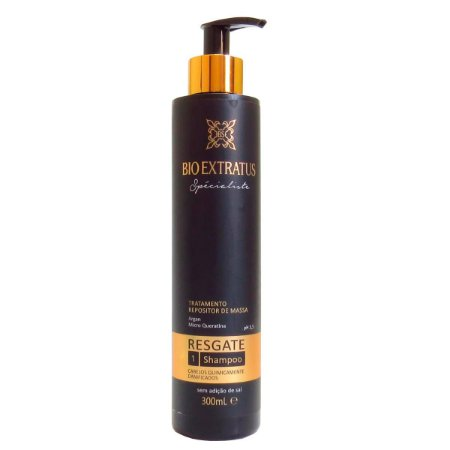 BIO EXTRATUS Spécialiste Resgate Repositor de Massa Shampoo - 300ml