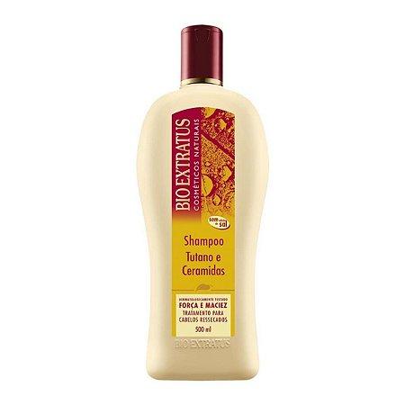 BIO EXTRATUS Tutano e Ceramidas Shampoo 500ml