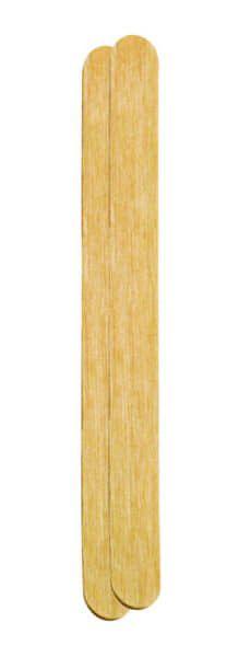 SANTA CLARA Espátula Modelo Palito Madeira Importado 100un (1329)