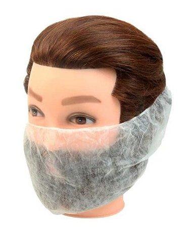 SANTA CLARA Protetor para Barba e Bigode Descartável 50un (5215)