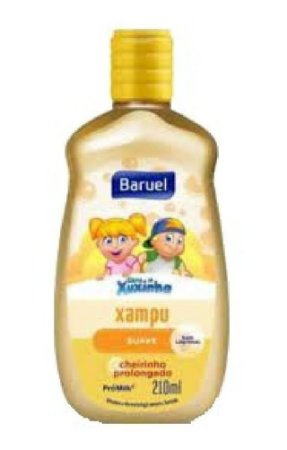 BARUEL Turma da Xuxinha Shampoo Suave 210ml
