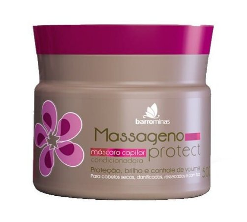 BARROMINAS Massageno Protect Máscara Capilar 500g