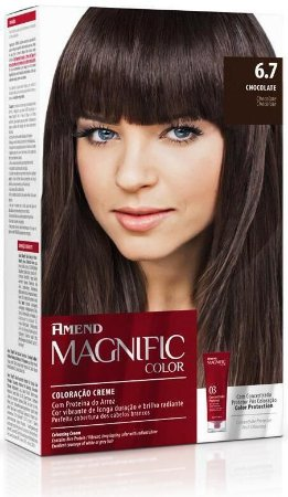 AMEND Magnific Color Coloração 6.7 Chocolate