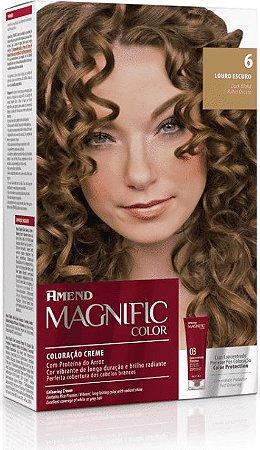 AMEND Magnific Color Coloração 6 Louro Escuro