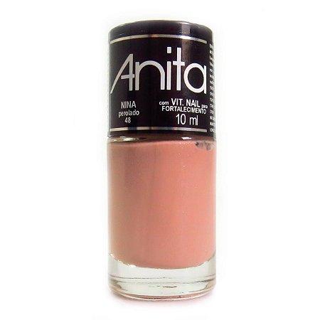 Anita Esmalte Nina Perolado - 10ml - 48