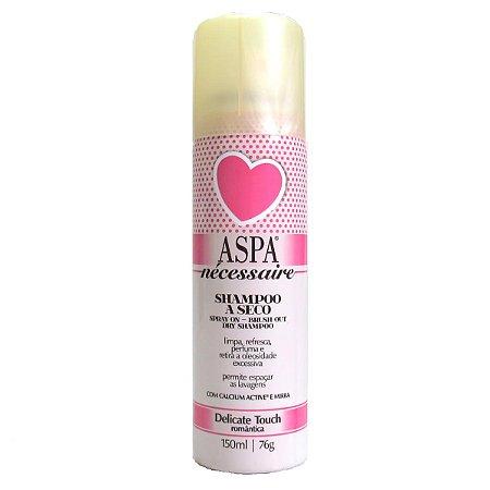 Aspa Nécessaire Shampoo a Seco Delicate Toch - 150ml