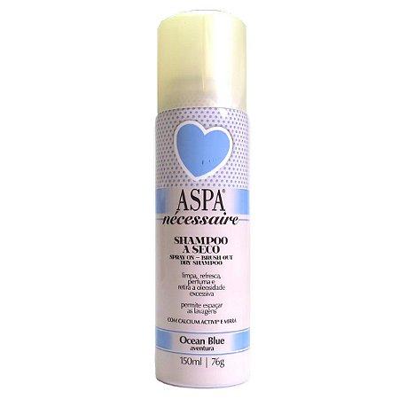 Aspa Nécessaire Shampoo a Seco Ocean Blue - 150ml