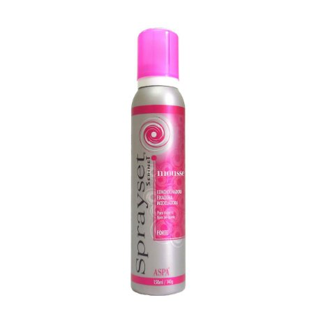 Aspa Sprayset Mousse Forte - 150ml