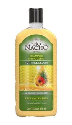TÍO NACHO Antiqueda Fortalecedor Shampoo 415ml